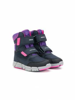 Geox Kids - Waterproof Amphibiox Technology ankle boots APA6FU55C50639559993