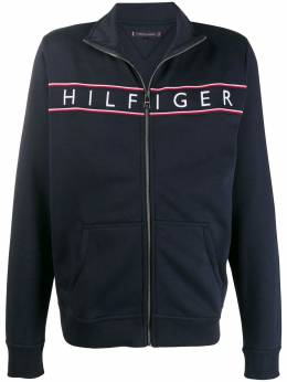 Tommy Hilfiger - embroidered logo sports jacket MW995659550680800000