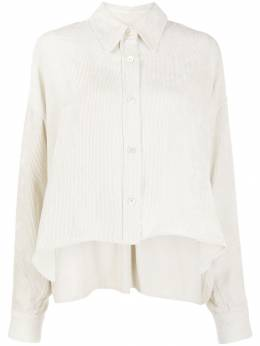 Isabel Marant - oversized button-front shirt 55999A699I9559369600