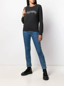 Parajumpers - round neck logo sweater LECF3695566656000000