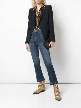 Veronica Beard - high rise cropped jeans 06580MED955963990000