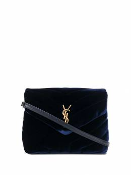 Saint Laurent - velvet cross-body bag 630GVO63955935860000