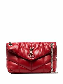 Saint Laurent - Loulou quilted small shoulder bag 5369EL66956335090000