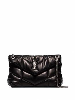Saint Laurent - Loulou quilted small shoulder bag 5369EL66956333560000