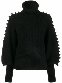 Temperley London - Chrissie bobble detail sweater CHK53939955698560000