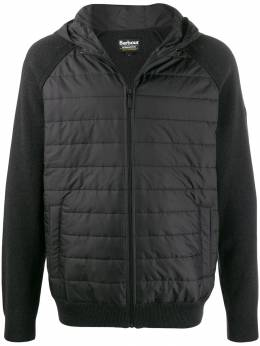 Barbour - contrast hooded jacket 99809550563800000000
