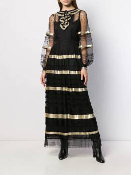 Temperley London - Phantom pleated dress PHA53393955369930000