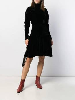 Rotate - turtle neck dress 063NUMBER05955360830