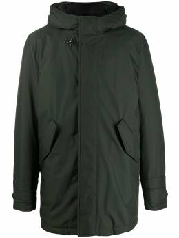 Fay - fitted padded parka 33399696QKJ955383500