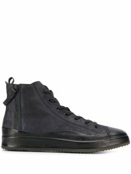 Officine Creative - flat lace-up boots 66395506090000000000