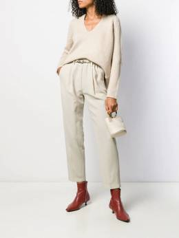Forte Forte - Stella cropped trousers 0MYPANTS955939560000