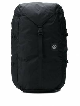 Herschel Supply Co. - Barlow logo patch backpack 99T693NERO9553650300