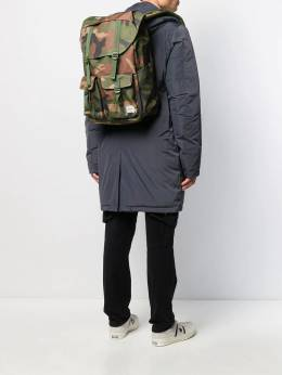 Herschel Supply Co. - Delta camouflage print backpack 69955365960000000000