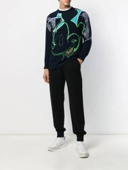 Iceberg - deconstructed Mickey Mouse jumper 33689955956500000000