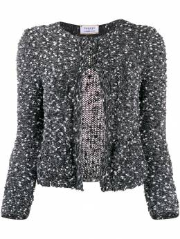 Snobby Sheep - melange knitted cardigan 56PAILLETTES95535565