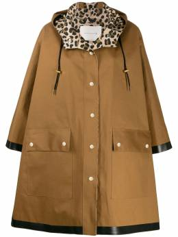 Mackintosh - oversized parka coat 6553RO56559550955300