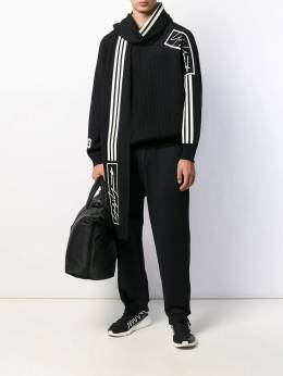 Y-3 - drawstring track trousers 38095539388000000000