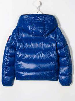 Save The Duck Kids - padded hooded jacket 08B95536399000000000