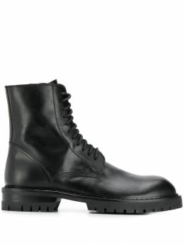 Ann Demeulemeester - lace-up ankle boots 55066386955999360000