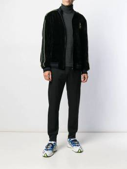 Iceberg - velour zip jacket 96393955956360000000