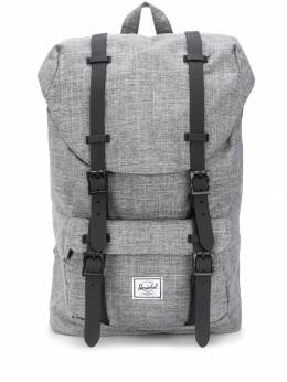Herschel Supply Co. - Little America logo patch backpack 06955365690000000000