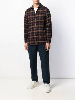 Portuguese Flannel - checked flannel shirt 96599550553600000000