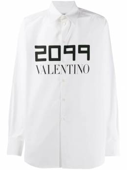 Valentino - 2099 print relaxed shirt ABA955T3955350000000