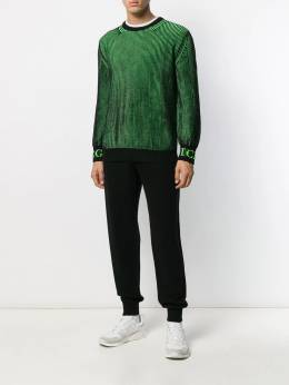 Iceberg - striped ribbed jumper 93696955956560000000