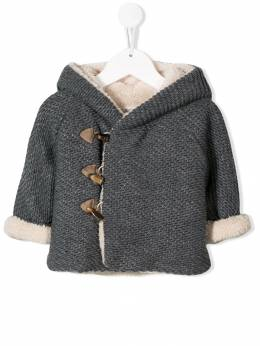 Aletta - knitted hooded jacket 99090955383030000000