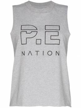 P.E Nation - Throw in the Towel vest E3W69939500039600000