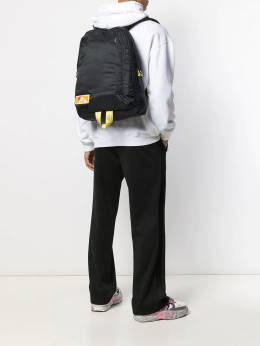 Off-White - Industrial puffed backpack B699F99F536609666955