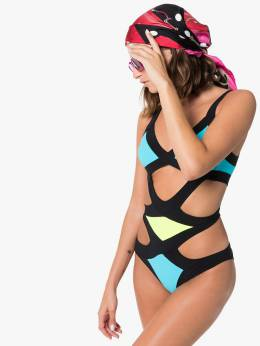 Agent Provocateur - Mazzy cutout swimsuit 35595999696000000000