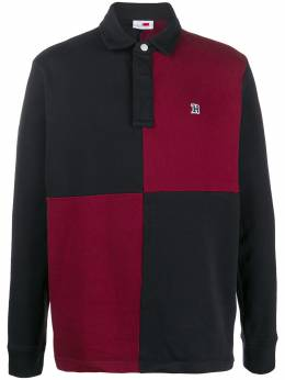 Tommy Hilfiger - checked polo shirt MW995939553335500000