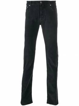 Jacob Cohen - straight-leg corduroy trousers 88865955063660000000