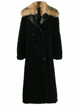 Diesel - double breasted midi coat X596EAWL955363530000