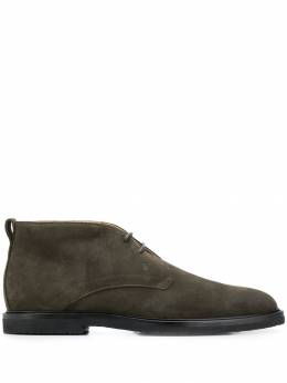 Tod's - lace-up desert boots 55B66D86RE6V89695598