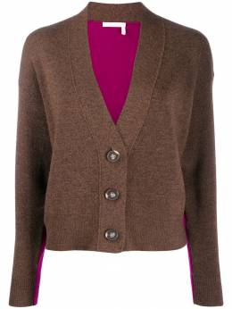 See By Chloé - two-tone cardigan 99WMC655969559356300