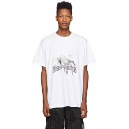 Off-White White Undercover Edition Hand Dart Arrows T-Shirt 192607M21307707GB