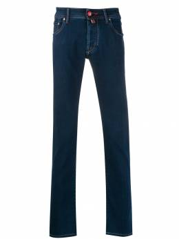 Jacob Cohen - mid rise slim-fit jeans 0COMF69909W350689550