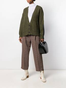 See By Chloé - colour block cardigan 99WMC655669559333300
