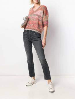 Mother - distressed detail jeans 55959553338800000000