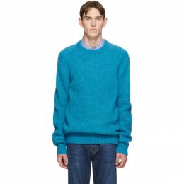 HOPE Blue Compose Sweater HOPE 192995M20100306GB