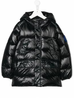 Save The Duck Kids - hooded padded coat 398LUCK9955539390000