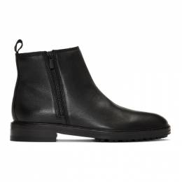 Hugo Hugo Boss Black Bohemian Zip Boots 50419754