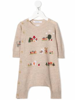 Familiar - knitted romper suit 56095553599000000000