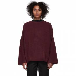 Won Hundred Burgundy Brook Sweater 8498-11826