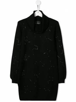 John Richmond Junior - TEEN constellation sweater dress 99985VE9569359600000