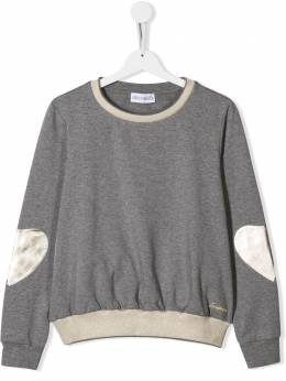 Simonetta - TEEN long-sleeve sweater 696LB636956098390000