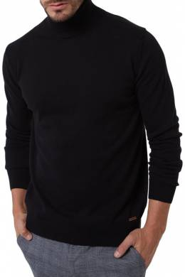 turtleneck Auden Cavill AC19W_KM1025_BLACK