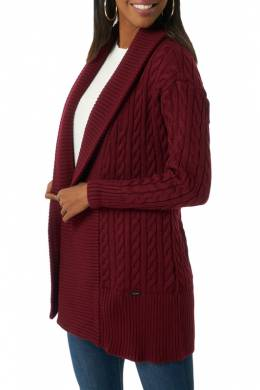 Jumper Jimmy Sanders 19W_KW6057_BORDEAUX